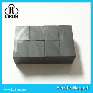5.4*4.3*1.5mm Small Block Ferrite Magnet for Electronics Toys pictures & photos