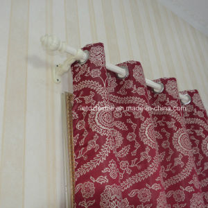 2016 New Polyester Jacquard Embroidery Window Curtain Fabric pictures & photos
