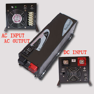 DC48V 4000W Frequency Pure Sine Wave Inverter with Charger