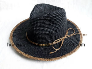 100% Raffia Straw with Leisure Style Safari Hats
