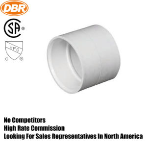Dbr Fitting with High Quality PVC 4 Inch Coupling pictures & photos