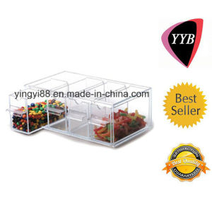 Top Selling Acrylic Plexiglass Food Box Display pictures & photos