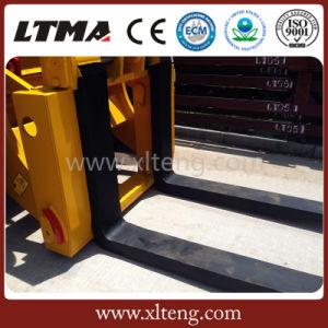 Ltma Front Loader 18 Ton Forklift Wheel Loader pictures & photos