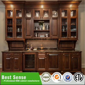 Home Used Colored Wooden Decorative Bar pictures & photos