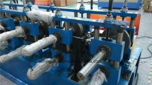 High Quality Easy Change C Purlin Steel Roll Forming Machine pictures & photos