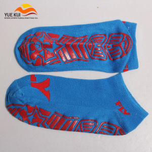 Customized Bounce Indoor Trampoline Non Skid Slipper Sock