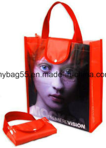 OEM Order Foldable Non Woven Shopper Bag pictures & photos