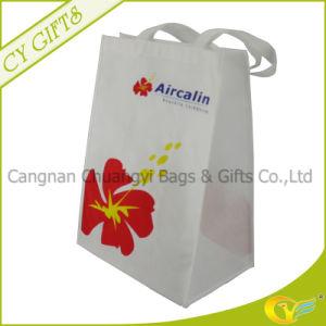 Beautiful Flower Non Woven Shopping Bag