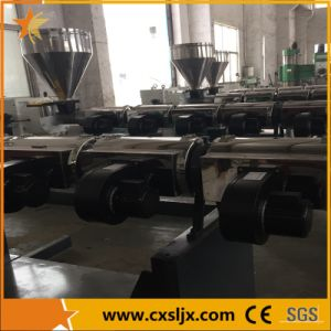 Single Screw Plastic Extruder for PVC Profile pictures & photos