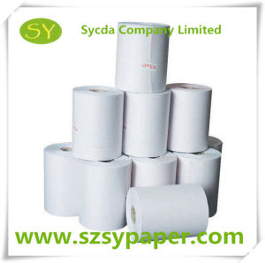 Quality Thermal Paper Roll in a Large Stock pictures & photos