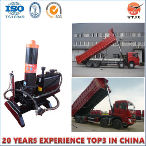 Hydraulic Tipping System with Hydraulic Cylinder for Trailer pictures & photos