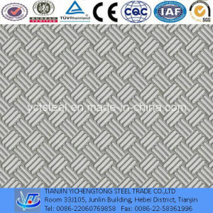Anti-Skid En1.4301 Stainless Steel Corrugated Plate pictures & photos