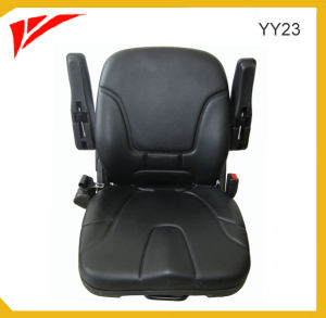 Construction Machinery Parts Wheel Loader Seat (YY23) pictures & photos