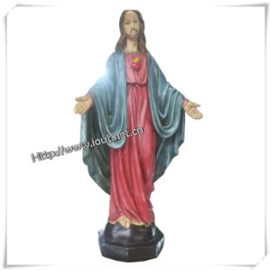 Hand Made Resin Catholic Religious Statues Wholesale (IO-ca057) pictures & photos