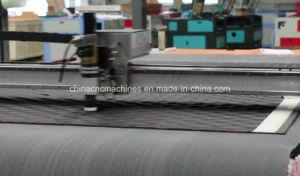 Oscillating Knife Cutter Plotter CNC Machine EVA/Foam/Rubber Cutting pictures & photos