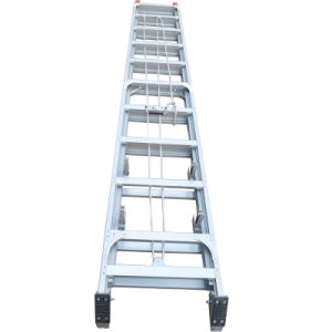 Made in China Aluminum Multi-Purpose Flexible Extension Cable Ladder pictures & photos