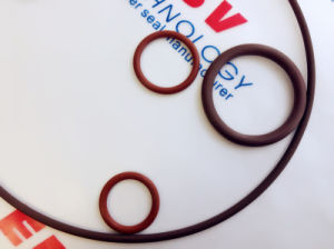 Brown FKM FPM Viton O-Ring/O Ring pictures & photos