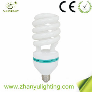 8000hours 26W Tri-Color Spiral Energy Saving Light pictures & photos