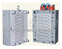 16 Cavities Oil Handle Mould for Plastic Injection Mould