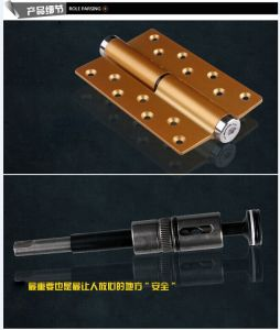New Product Hardware Aluminum Alloy 3D Hydraulic Hinge (H086)