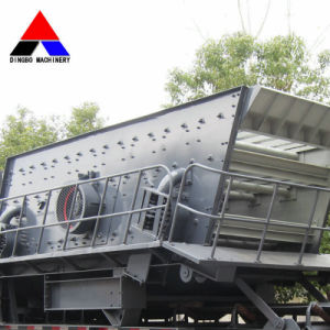 3 Layer Vibrating Screen Mining Machine in India pictures & photos