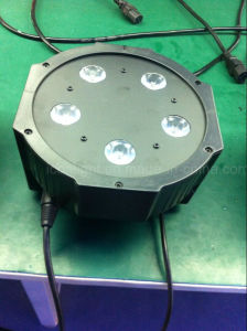 High Power Cheap 4in1 5X10W LED PAR 64 for Stage Lighting pictures & photos