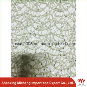Shining Yarns Guipure Lace for Clothing 3050 pictures & photos