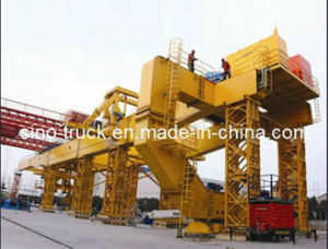 XCMG Bridge Erector-Tj700 (Railway Equipment) pictures & photos