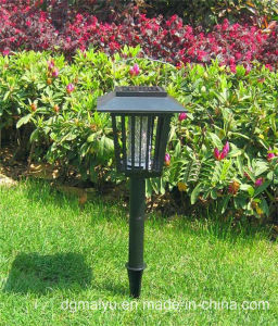 New Solar Garden Light Solar Garden Lamp Mosquito Killer pictures & photos