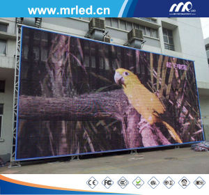 P10mm Roof Outdoor LED Billboard Display Screen with DIP 5454 pictures & photos