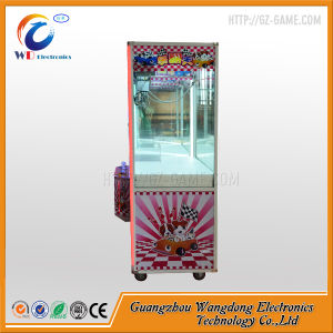 Wangdong Hot Sale Plush Toy Claw Crane Gift Game Machine pictures & photos