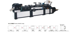 Automatic Wallet Style Envelop Making Machine pictures & photos