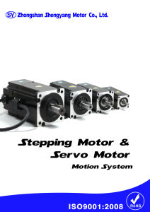 NEMA 34 86*86mm High Engine Torque Hybrid Stepping Motor for Machines pictures & photos