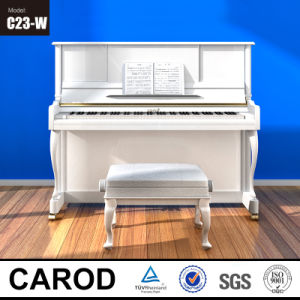 Customized Carod Upright Piano C23W pictures & photos