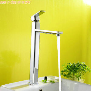 Bathroom Basin Faucet with Single Handle pictures & photos