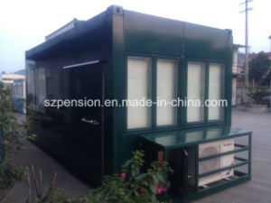 Peison Modern Conenvient Mobile Prefabricated/Prefab Coffee House/Bar pictures & photos