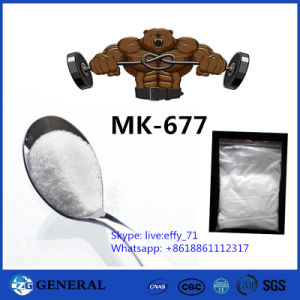 CAS: 159752-10-0 Cheap Sarms Powder Ibutamoren Mesylate Mk-677 pictures & photos