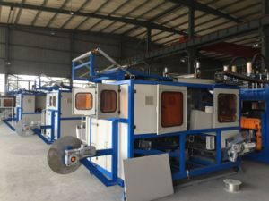 Cup Thermoforming Machine (PPTF-70T) pictures & photos