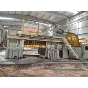 Diamond Frame Saw Marble Block Cutting Machine pictures & photos