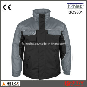 Custom Workwear Mens Waterproof Jacket Winter Parka pictures & photos