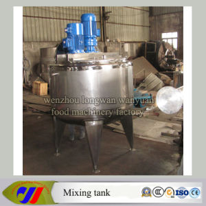 Dual-Frequency Motor High-Speed Disperse Blending Tank pictures & photos