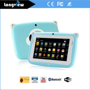 4.3 Inch Digital Android Kids Learning Tablet PC with Dual Cameras 480X272 Display pictures & photos