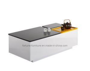 Modern Wooden UV High Gloss Coffee Table (Thinking 501)
