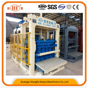 Automatic Fly Ash Brick Making Machine and Production Line Block Forming Machine pictures & photos