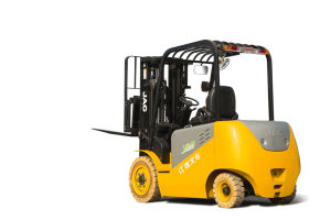 3 Ton Battery Forklift with AC Drive AC Lift pictures & photos