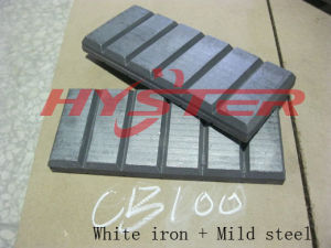 700bhn Mining Wear Solution Chocky Bar CB100 pictures & photos