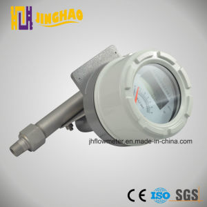Corrosive Gas Metal Tube Flow Meter/Rotameter with 4-20mA Output pictures & photos