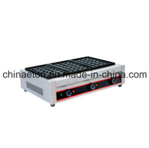 Three-Head Electric Fish Pellet Grill Maker (ET-EH-867) pictures & photos