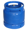 Empty Gas Refillable 6kg LPG Cylinder for Sale