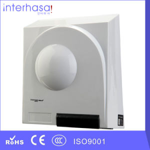 Induction Ce Hotel Bathroom Automatic Toilet White Hand Dryer pictures & photos
